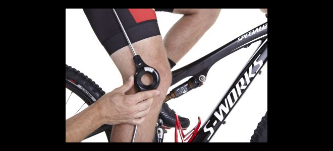 Bike fitting for a specific rider