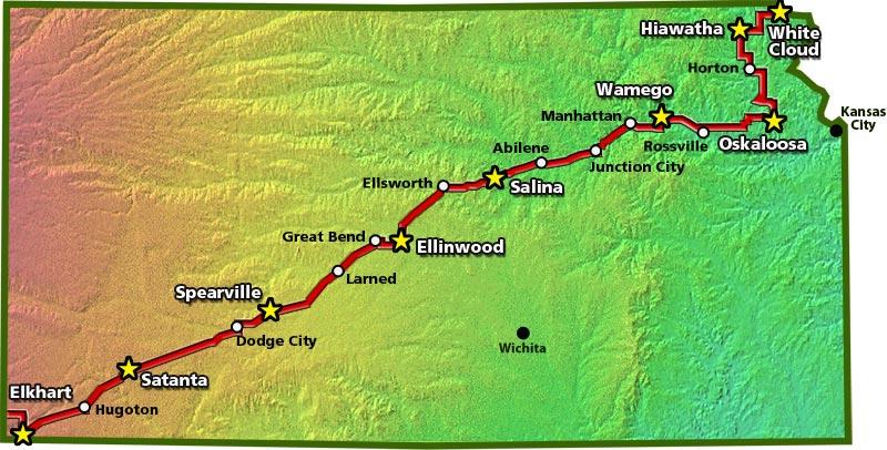 BAK Route