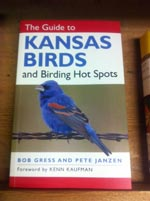 Kansas birds book