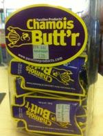 Chamois butter