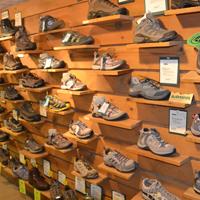 pathfinder shoe wall