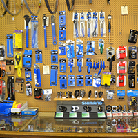 cycling tools at pathfinder