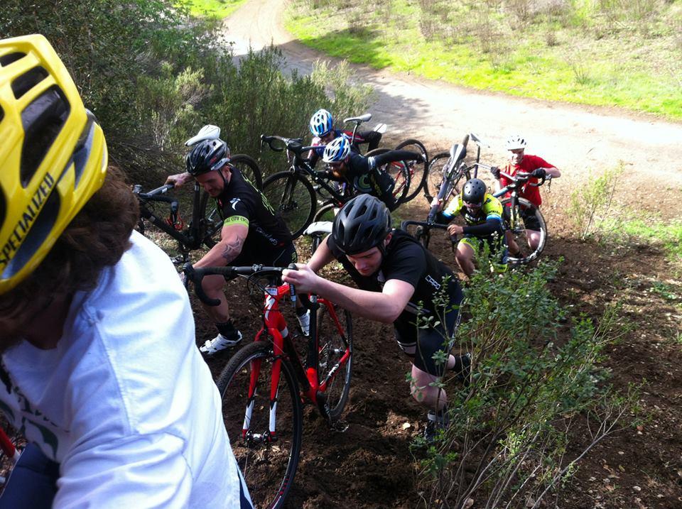 SBCU Jon cycling