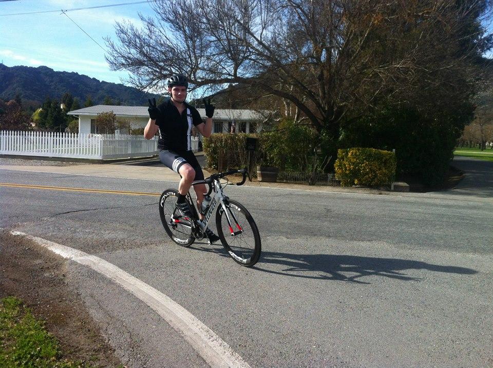 SBCU Jon road ride