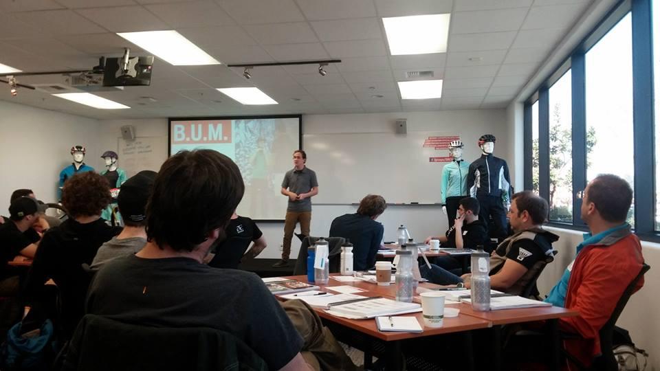 SBCU Classroom