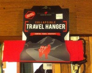 Travel hanger
