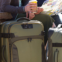 Luggage for Outdoor Traveling