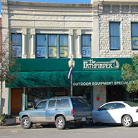 The Pathfinder Storefront
